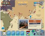 Facebook- Carmen Sandiego World Map