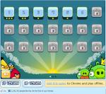 Level select screen