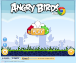 Angry Birds main menu