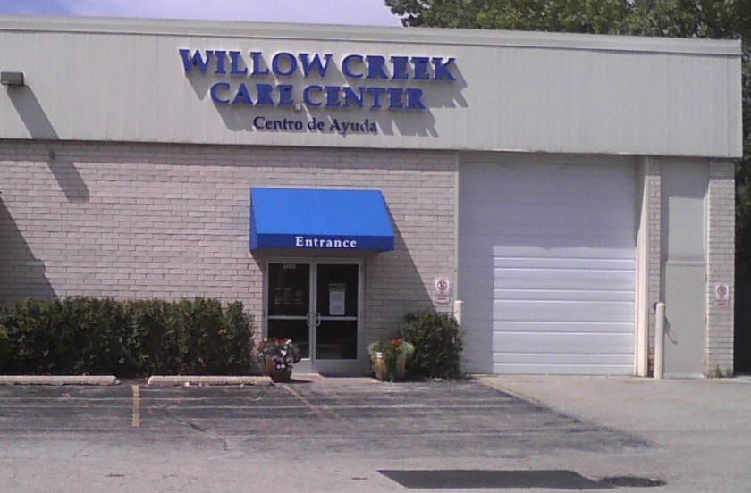 my experience as a volunteer at the willow creek food
