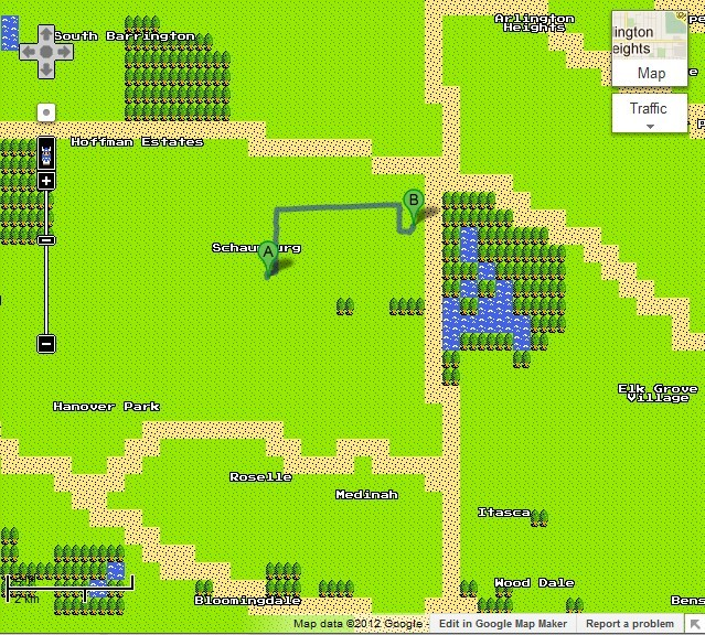 Google Maps and Dragon Quest 8-bit maps | Tonyx35's Online ... on google bank of america, google amazon books, google currency converter, google goggles, route planning software, google search, google wap, google translate, google maps, google apa citations, google sky, google gmail, google map maker, google art project, google earth, google latitude, google mqps, google white pages, google satellite, google mapsw, google street view, google moon, google zabasearch, google mnaps, google mars, google voice, google chrome, google docs, google earth street view, google brasil, google yelp, web mapping, google ask,
