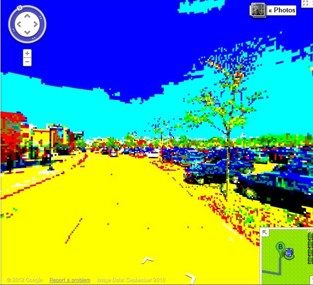 Google Maps And Dragon Quest 8 Bit Maps Tonyx35 S Online Notebook