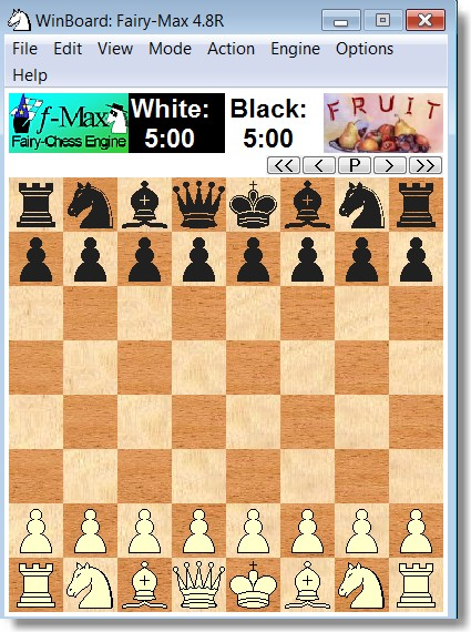 Winboard: Chess game for Windows | Tonyx35's Online Notebook